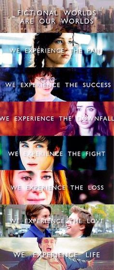 hunger games, harry potter, mortal instruments, percy jackson, divergent, the fault in our stars: