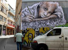 #Street Art #streetart #graffiti #street art