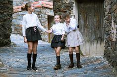 Nuestras pequeñas #fashionistas llevan  Bailarinas y Merceditas para sus looks de temporada #newcollection #fall #winter