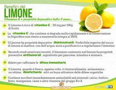 Info limone