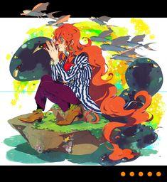 /Fujimoto (Ponyo)/#633964 - Zerochan   Hayao Miyazaki   Studio Ghibli