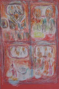 Aftermath III by David Koloane | DAVID KRUT PROJECTS