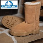 A manufacturer's cancelled order is your gain! Save big on these Perfect Fit Plymouth Mocs™!
