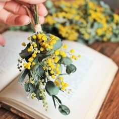 Diy Bouquet, Bouquets, Better Books, Dried Flowers, Swag, Herbs, Wreaths, Mini, Amazing