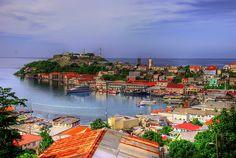 St. George's Harbour, Grenada