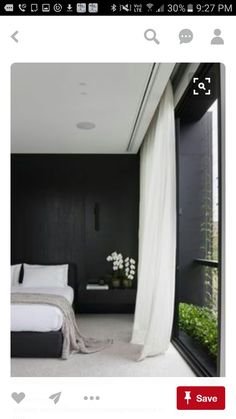 Discover sleek and sexy signature interior styles with the top 50 best black bedroom design ideas. Explore cool dark wall colors and luxury decor accents. Australian Interior Design, Interior Design Awards, Australian Homes, Modern Interior Design, Interior Architecture, Brisbane Architecture, Interior Design Photography, Decoration Inspiration, Interior Inspiration