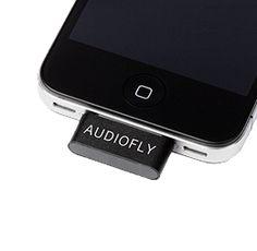 Audiofly iRevel Wireless Audio Transmitter (30pin Apple)