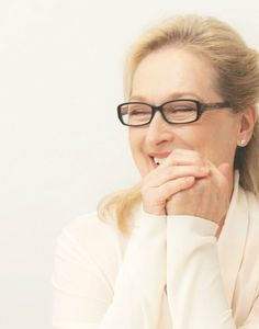 Meryl Streep | Hope Springs Press Conference | 2012
