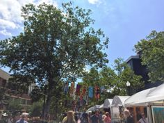 Scenes from Arts Fest 2016 in State College, PA