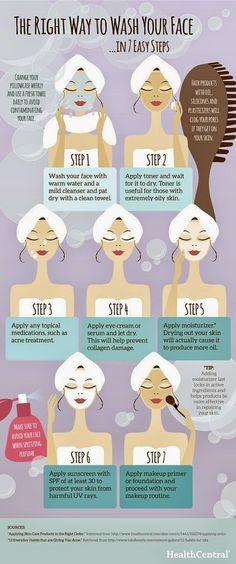 Tips N' Tricks From Skin Care Pros: Skin Care 101 | Saranghae