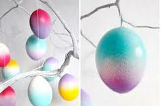 airbrush easter eggs - Google Search