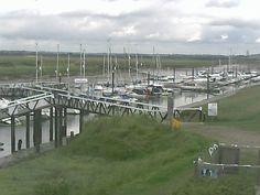 Camera 1 from Fambridge Yacht Haven in Essex UK