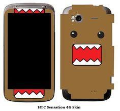 Domo Kun HTC Sensation 4G Skin #1