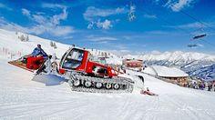 Sillian Hochpustertal ski centre #Osttirol #Austria - here you'll find very well prepared pistes!: http://www.go4ski.com/en/destination.htm…