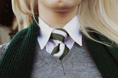Slytherin Student -Unknown Source