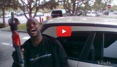Dit is de video van de man bij de benzinepomp waar ineens iedereen het over heeft - wel.nl