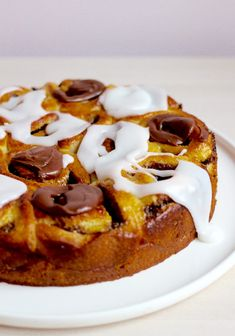 Single Layer Cakes, Danish Food, Home Bakery, What To Cook, Good Food, Food And Drink, Sweets, Eat, Breakfast