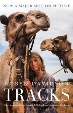 Tracks - film -Transmission Films Mia Wasikowska plays the Robyn Davidson, a Alice Springs-based woman who takes off on an epic journey across the Australian desert. Tracks movie directed by John Curran Robyn Davidson, Mia Wasikowska, Amor Animal, Mundo Animal, Tracks Movie, Australian Desert, Safari, Animal Kingdom, Photo Galleries