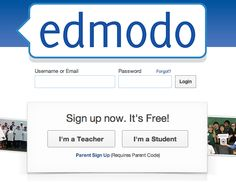 http://www.edmodo.com/ Connecting with other classes / projects. Also teaches students about social media in controlled environment.