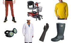 Dr. Nefario Costume - MNSSH