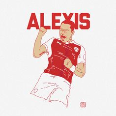 #alexis #sanchez #arsenal #football #club #version2 by #accc