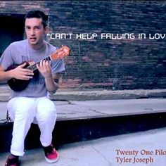 Cant help falling in love Twenty-One-Pilots chords. the only version i like of this song :)
