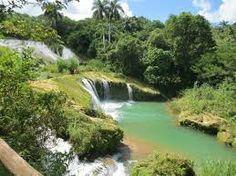 Hidden deep within the Sierra de Trinidad that traverse the stunning Cienfuegos region you will find the breathtaking El Nicho Waterfalls.