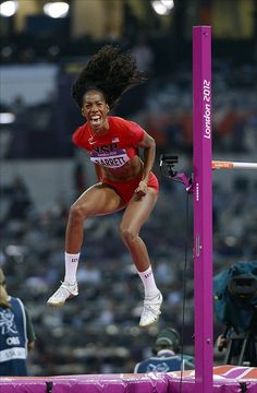 American takes first medal in women's high jump in 24 years