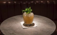 Concierge Corner: Dreadlock Holiday Cocktail at The Up & Up  This week, we recommend trying out the Dreadlock Holiday cocktail at the Up and Up cocktail bar in Greenwich Village. Infused with Blackwell Jamaican Rum, Ransom Old Tom Gin, Yellow Chartreuse, Lime Juice, and Demerara Sugar, this cocktail will transport you to paradise.