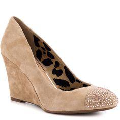 Jessica Simpson  Cambria  Cocoa Sand Sue Heels