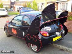 la nouvelle voiture de Lilie ! - Photos Humour