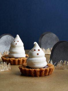 24 Homemade Halloween Treats - Easy Halloween Dessert Recipes - Country Living