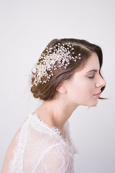 Ferax Bridal Headpiece Wedding Accessories