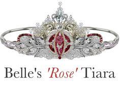 ღ Disney Princess Inspired Tiara Designs