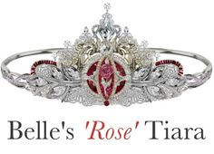royal crowns and tiaras -Disney Princess Inspired Tiara Designs