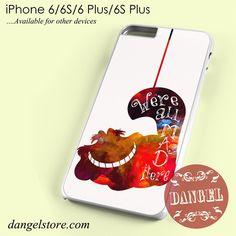 Alice's Cat Phone case for iPhone 6/6s/6 Plus/6S plus