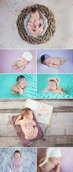 6 day old Penelope and her in home, natural light photo shoot.  Lots of pastel colors. https://www.amazon.com/Painting-Educational-Learning-Children-Toddlers/dp/B075C1MC5T
