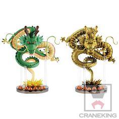 Dragon Ball Super - Shen Long - World Collectable Figure - World Collectable Figure MEGA - Dragon Balls (Banpresto)