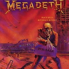 Megadeth Peace Sells But Whos Buying – Knick Knack Records