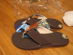 Men's Ocean Minded flip flops thongs sandals crocs seaweed OM150 chocolate 10  #OceanMinded #FlipFlops