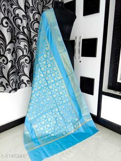 Checkout this latest Dupattas Product Name: *Banarasi cotton silk dupatta * Fabric: Banarasi Cotton Pattern: Woven Design Multipack: 1 Sizes:Free Size Easy Returns Available In Case Of Any Issue   Catalog Rating: ★4.2 (7181)  Catalog Name: Alluring Attractive Women Dupattas CatalogID_1070724 C74-SC1006 Code: 733-8148248-018