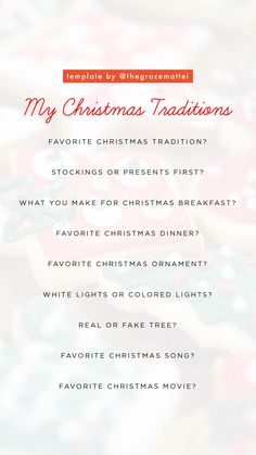Christmas Templates TV Themed Templates Get to Know Me Templates Nostalgia Templates Gif Templates (for when they come back! Christmas Captions For Instagram, Instagram Christmas, Christmas Books, A Christmas Story, Christmas Goodies, Christmas Ideas, Creative Instagram Stories, Instagram Story Ideas, Survey Template