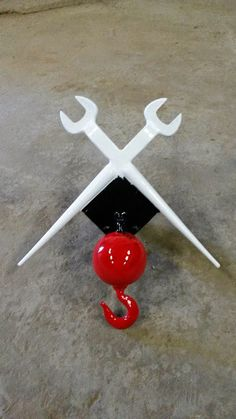 Ironwork Tow Hitch Accessory
