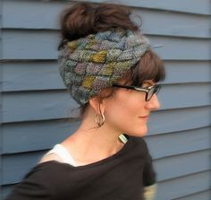 Pattern: Grey Gardens (Knitty.com) Yarn: Idle Nights, from Spincycle Yarns
