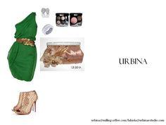Una noche divertida el detalle un bolso de URBINA Accesorios.