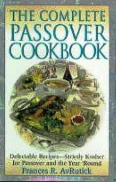 The Complete Passover Cookbook * Click image to review more details-affiliate link.