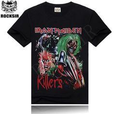 Metallica Short Sleeve Print Shirt