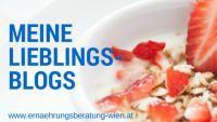 8 tolle TCM-Blogs und Ernährungs-Blogs - und meine Lieblingsartikel daraus (und ein Extra-Tipp)