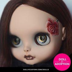 Custom Doll for Adoption by Artemis  CHECK HERE  https://etsy.me/2HoBBD1 . . . #dollycustom #blythe #blythecustom #blythecustomizer #ooakblythe #customblythe #kawaii #doll #artdoll #dollstagram #blythestagram #blythelover #ブライス #blythedoll #customdoll