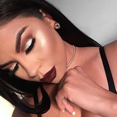@AliyaMadani Makeup Is Life, Makeup Goals, Makeup Inspo, Makeup Inspiration, Makeup Tips, Beauty Makeup, Eye Makeup, Ball Makeup, Prom Make Up